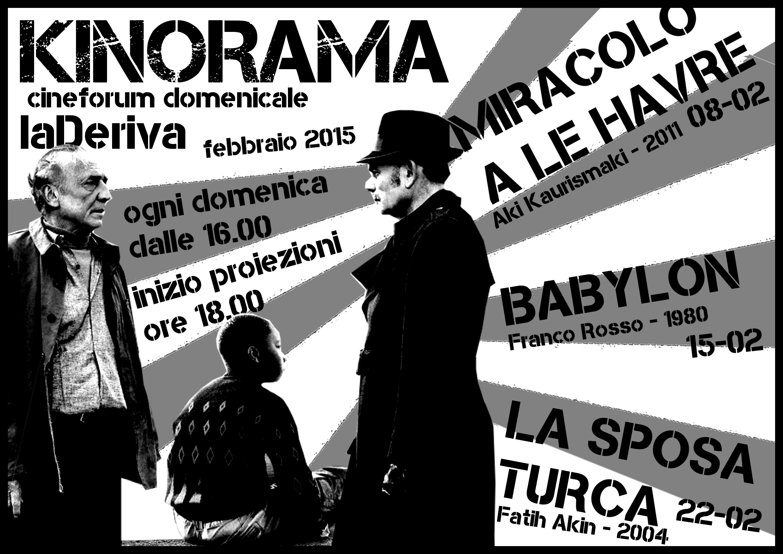 cineforum febbraio
